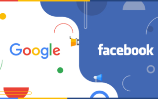 google ja facebook